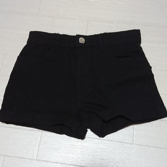 ショートパンツ キッズ/ベビー/マタニティのキッズ服女の子用(90cm~)(パンツ/スパッツ)の商品写真