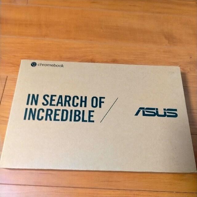 ASUS(エイスース)のChromebook ASUS C523NA ノートパソコン 15.6型ワイド スマホ/家電/カメラのPC/タブレット(ノートPC)の商品写真