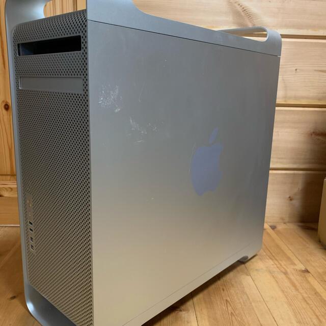 Apple(アップル)のジャンク MAC pro mid2012 スマホ/家電/カメラのPC/タブレット(デスクトップ型PC)の商品写真