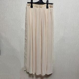 2WAY ロングスカート