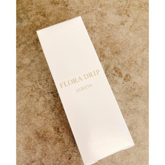 ALBION(アルビオン)の新品 アルビオン フローラドリップ 24ml サンプル 化粧水  コスメ/美容のスキンケア/基礎化粧品(化粧水/ローション)の商品写真