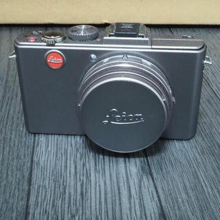 ライカ(LEICA)のLeica ライカ D-LUX5 シルバーカラー(コンパクトデジタルカメラ)