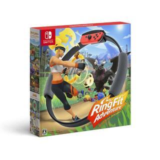 リングフィット アドベンチャー [Nintendo Switch]