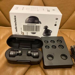 オーディオテクニカ(audio-technica)のオーディオテクニカ SOLIDBASS ATH-CKS5TW イヤホン(ヘッドフォン/イヤフォン)