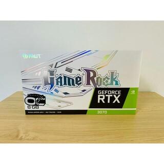 【新品未使用品】Palit RTX3070 グラフィックボード