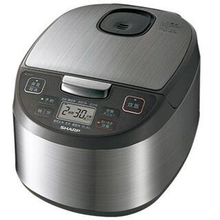 SHARP -  炊飯器、新品未使用、KS-S10J