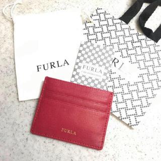 Furla - 未使用☆フルラ☆赤