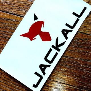JACKALL - ジャッカルステッカー♪