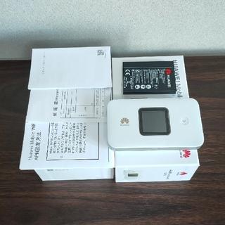 ファーウェイ(HUAWEI)のHUAWEI Mobile WiFi E5785(その他)