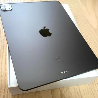Apple - iPad Pro11インチ Wi-Fi 256GB Pencil2 Care加入