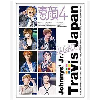 素顔4 トラジャ TravisJapan盤 DVD3枚組