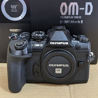 OLYMPUS - オリンパス OM-D E-M1 Mark II ボディ