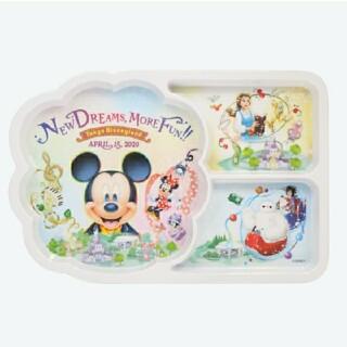 Disney - 東京ディズニーリゾート限定品 スーベニアプレート 新エリア