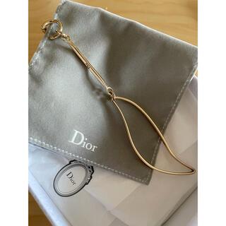 Christian Dior - 雑誌掲載 Dior ディオール ロング ピアス ゴールド