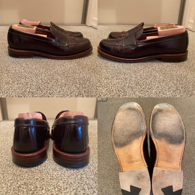 Alden(オールデン)のしょー様専用 メンズの靴/シューズ(ドレス/ビジネス)の商品写真