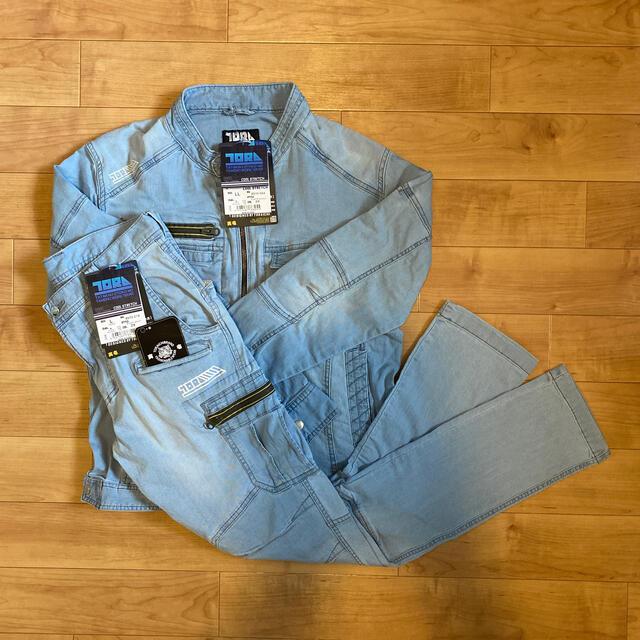TORA COOL STRETCH 上下セット品 新品未使用品 メンズのトップス(ジャージ)の商品写真