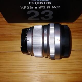富士フイルム - FUJIFILM XF23mm f2 R WR