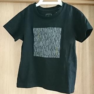 THE NORTH FACE - ノースフェイス キッズ Tシャツ ブラック 100cm