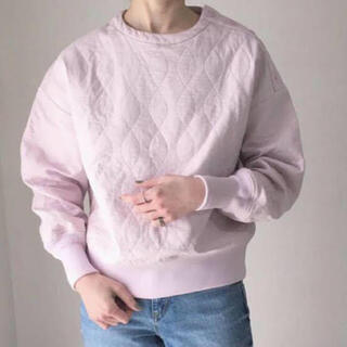 BEAUTY&YOUTH UNITED ARROWS - roku 6 B&Y♡QUILTING PULLOVER