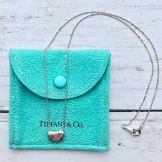 Tiffany & Co. - ティファニー シルバー ビーンズネックレス