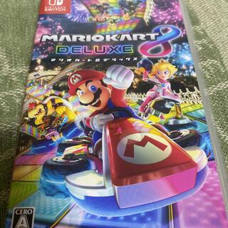 Nintendo Switch - マリオカート8 Switch ソフト