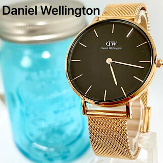 Daniel Wellington - 73 ダニエルウェリントン時計 レディース腕時計 32ミリ ブラック