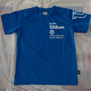 ウィルソン(wilson)の美品 Wilson 半袖 140cm  速乾(Tシャツ/カットソー)