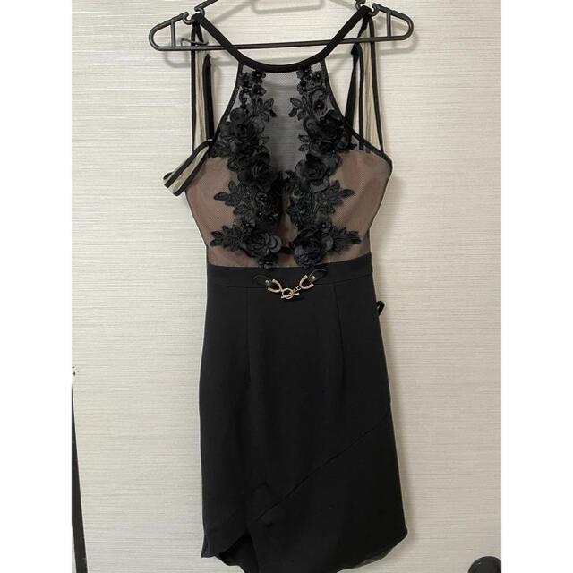 ROBEde FLEURS キャバ ドレス レディースのフォーマル/ドレス(ナイトドレス)の商品写真