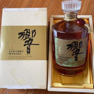 サントリー - SUNTORY サントリー 響 ゴールドラベル 1899年 箱付きウイスキー