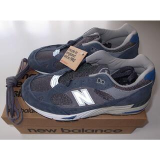 ニューバランス(New Balance)のnew balance M991GRB grey blue US9 27cm(スニーカー)