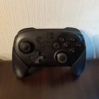 Nintendo Switch - 純正ニンテンドースイッチ プロコントローラー