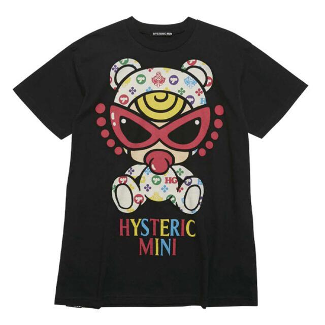 HYSTERIC MINI(ヒステリックミニ)の、 キッズ/ベビー/マタニティのキッズ服男の子用(90cm~)(Tシャツ/カットソー)の商品写真