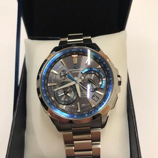 カシオ(CASIO)のオシアナス(腕時計(アナログ))