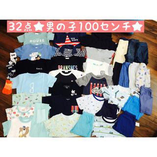 babyGAP - 32点★ブランド多数 男の子100センチ まとめ売り 夏服