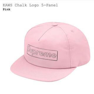 シュプリーム(Supreme)のSupreme KAWS Chalk Logo 5-Panel(キャップ)