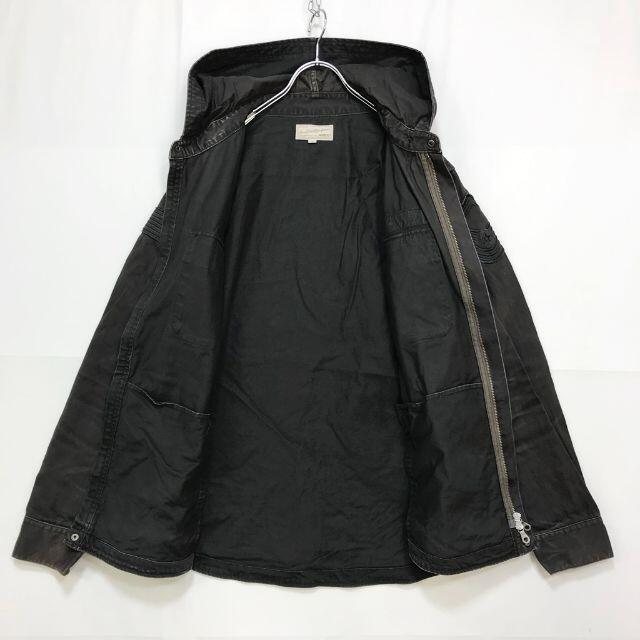 AVIREX(アヴィレックス)の【人気】アヴィレックス ミリタリージャケット ダブルジップ ワッペン XL メンズのジャケット/アウター(ミリタリージャケット)の商品写真
