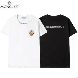 MONCLER - [2枚10000円]美品 Moncler 夏 半袖Tシャツ#01