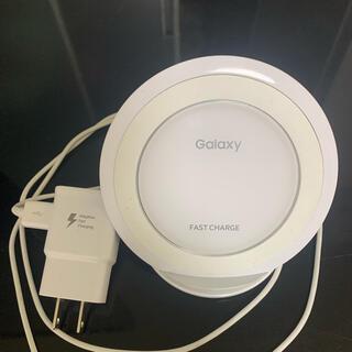ギャラクシー(Galaxy)のGALAXYワイヤレス充電器(バッテリー/充電器)