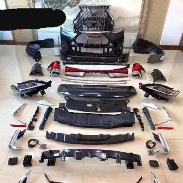 レクサス LM300h 移植キット 30アルファード ベルファイア 自動車/バイクの自動車(車種別パーツ)の商品写真
