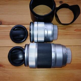 富士フイルム - XC50-230mm F4.5-6.7 OIS ⅡXC16-50mm F3.5