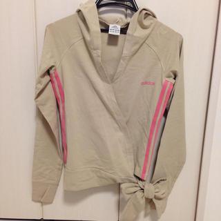 アディダス(adidas)のAdidasのラップトップス♡(Tシャツ(長袖/七分))