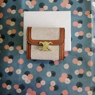 celine - ★素敵★箱付きCeline(セリーヌ) 折り財布 美品