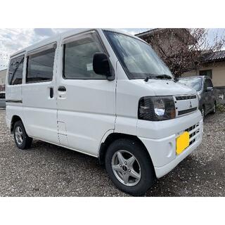 三菱 - 三菱 ミニキャブバン 4WD H22年 車検R4年4月31日 131000k