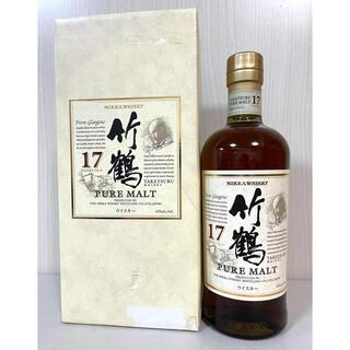 ニッカウヰスキー - 竹鶴 17年 ウイスキー