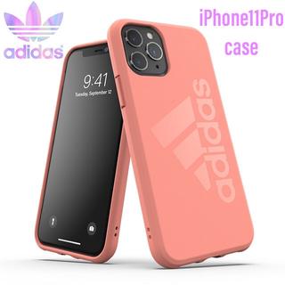アディダス(adidas)の[新品] adidas iPhone11 Pro ケース glory pink(iPhoneケース)