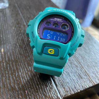 G-SHOCK - CASIO G-SHOCK dw6900sn クレイジー