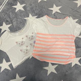 パラビオン(Par Avion)のTシャツセット売り(Tシャツ(半袖/袖なし))