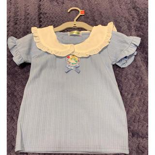 Shirley Temple - エコネコアリスTシャツ110センチ新品未使用