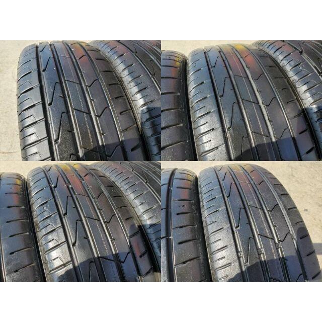 ブロッケンDS25 軽自動車用16インチ ワゴンR、モコ、ムーヴ 自動車/バイクの自動車(タイヤ・ホイールセット)の商品写真