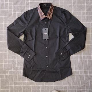 FENDI - 🌟大人気品🌟FENDIフェンディ シャツ ワィシャツ M